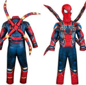 New Spiderman Costume